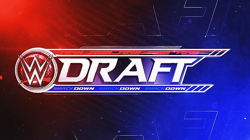 WWE Draft Officially Announced