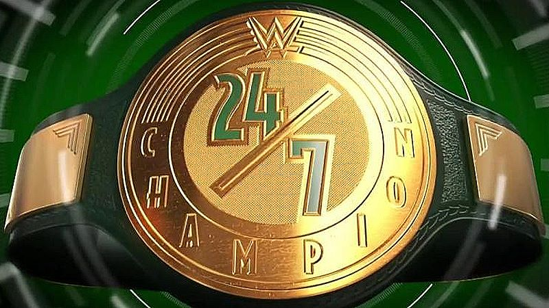 R-Truth Begins His 45th WWE 24/7 Title Reign