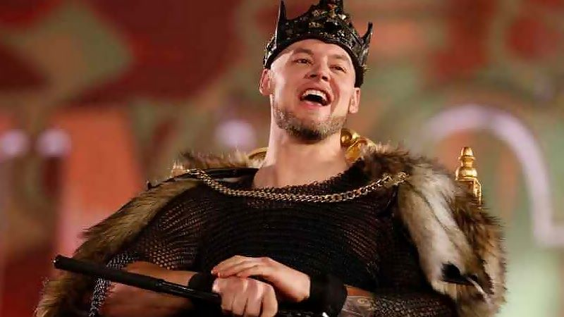Baron Corbin Hints at New King Of The Ring Tournament