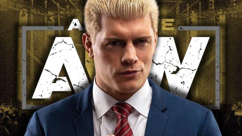 Cody Rhodes Returns On AEW Dynamite