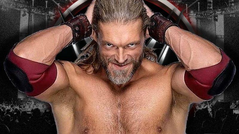Edge On When WrestleMania Triple Threat Was Decided