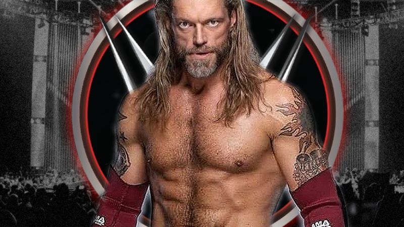 Edge Challenges Roman Reigns To WrestleMania 37 Title Match