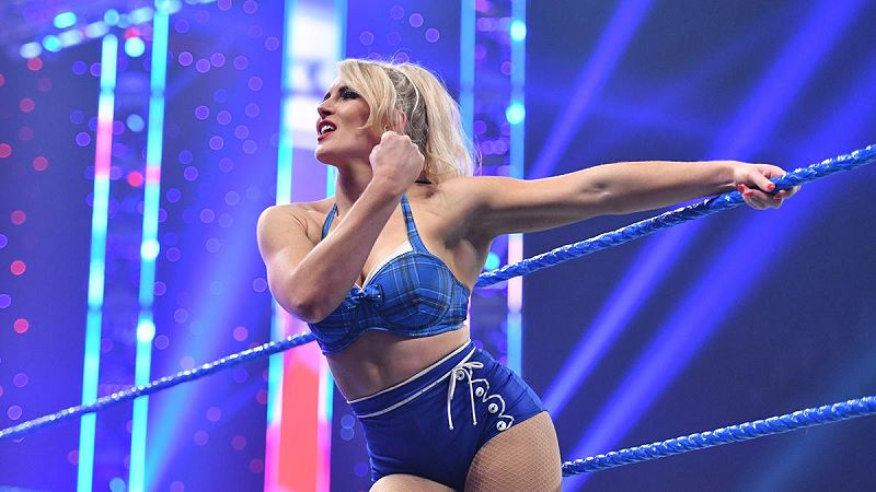 Lacey Evans Talks Kayfabe Issues On Teaming With Peyton Royce, Veteran Day