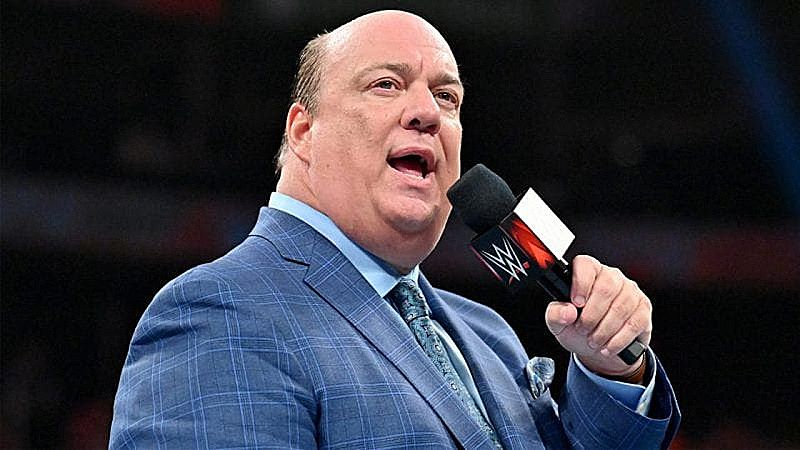 Paul Heyman Has Sexual Analogy About Wrestling Without Crowds