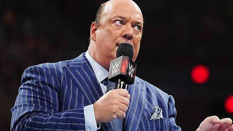 Paul Heyman On His Possible WWE Hall Of Fame Induction