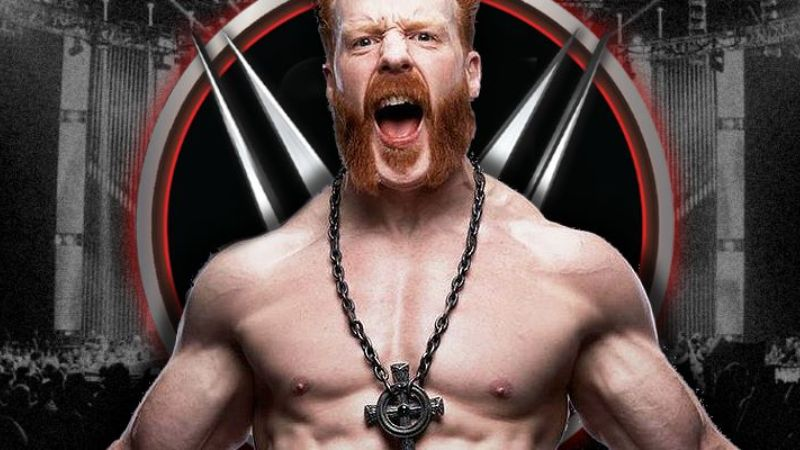 Sheamus Explains Why He Gifted The Sword To Drew McIntyre