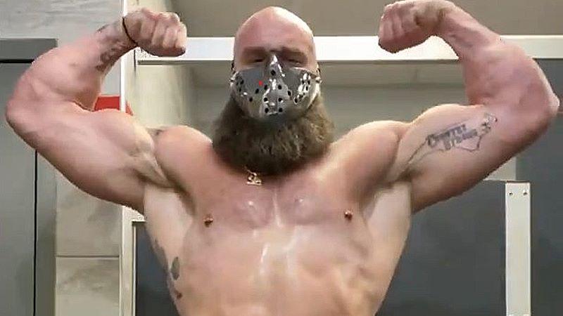 Braun Strowman Cuts His Beard - Reveals New Look