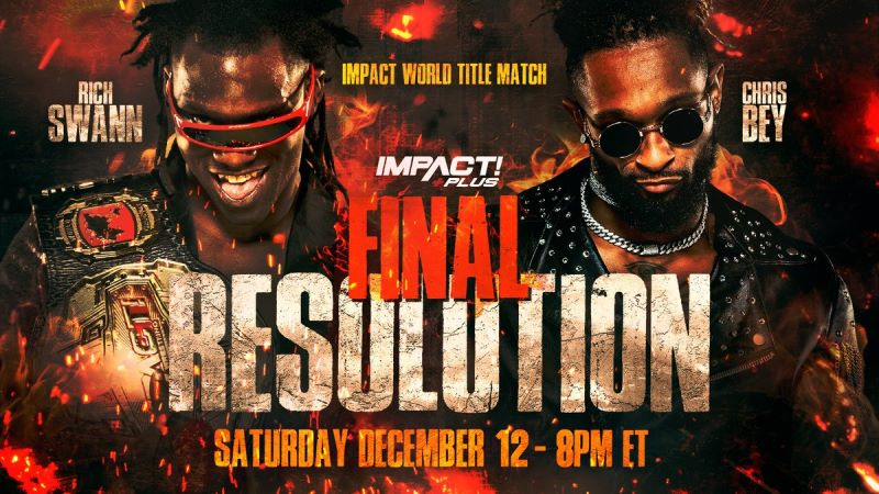 Two Matches Announced For Final Resolution