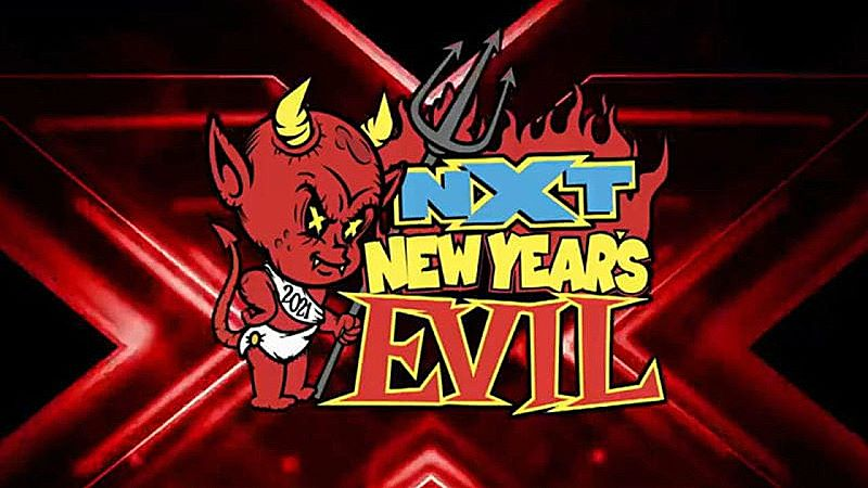 NXT New Years Evil Results