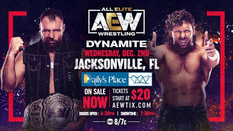 AEW Dynamite Winter is Coming Results