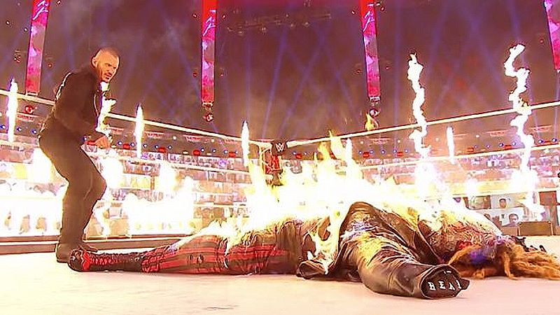 WWE Has Plans For Another Gimmick Match Between Randy Orton And The Fiend