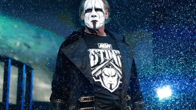 Sting And Adam Page Segments Announced For Dynamite