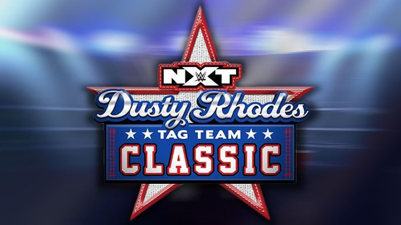 All NXT Dusty Rhodes Classic Tag Teams Revealed
