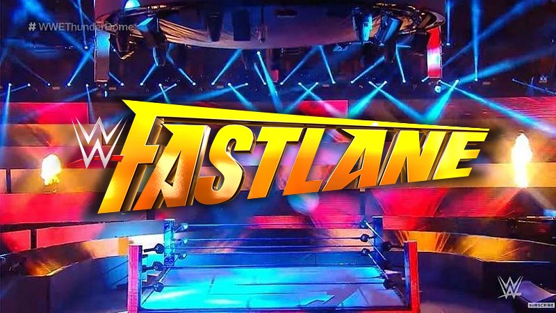 2021 WWE FASTLANE