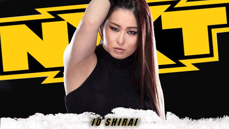 Io Shirai Makes NXT Return - Attacks Candice LeRae