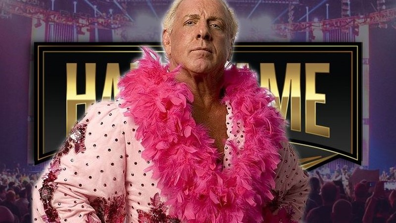 Ric Flair & Tommy Dreamer Trend Over Dark Side Of The Ring Episode