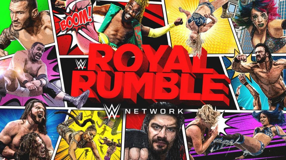 """WWE Considering """"Scary Finish"""" Idea For WWE Royal Rumble Match"""