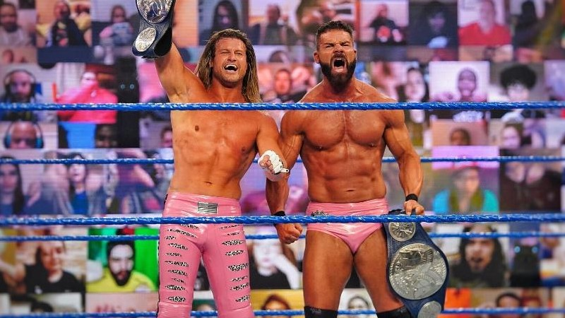 Ziggler & Roode React To Winning WWE SmackDown Tag Titles
