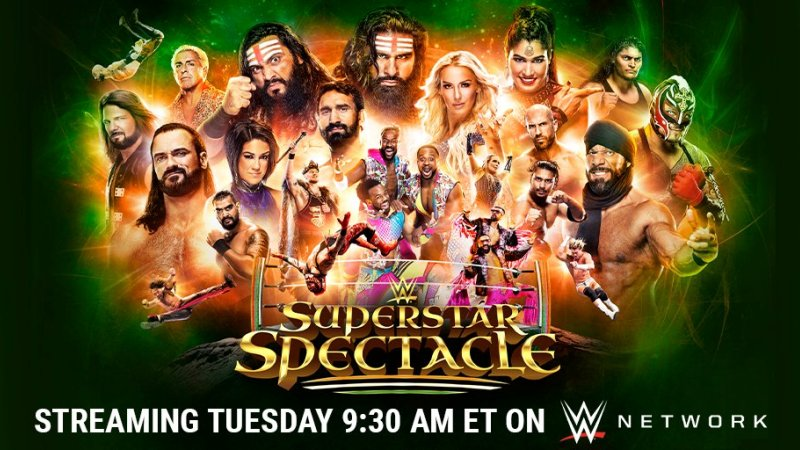 WWE Superstar Spectacle Results