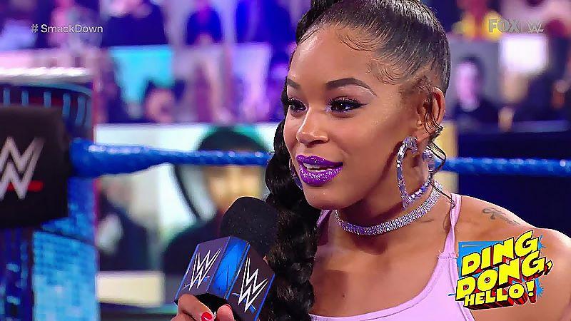 Bianca Belair Explains Why She Chose Sasha Banks For WrestleMania 37