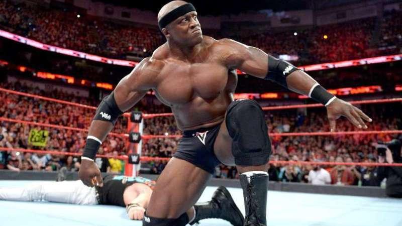 Bobby Lashley Reacts to WWE Title Shot