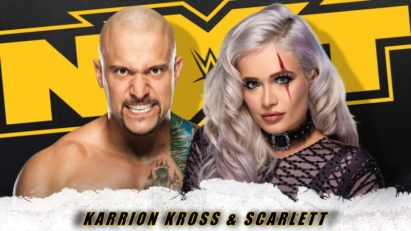 Escobar vs. Kross Pulled From Tonight's NXT