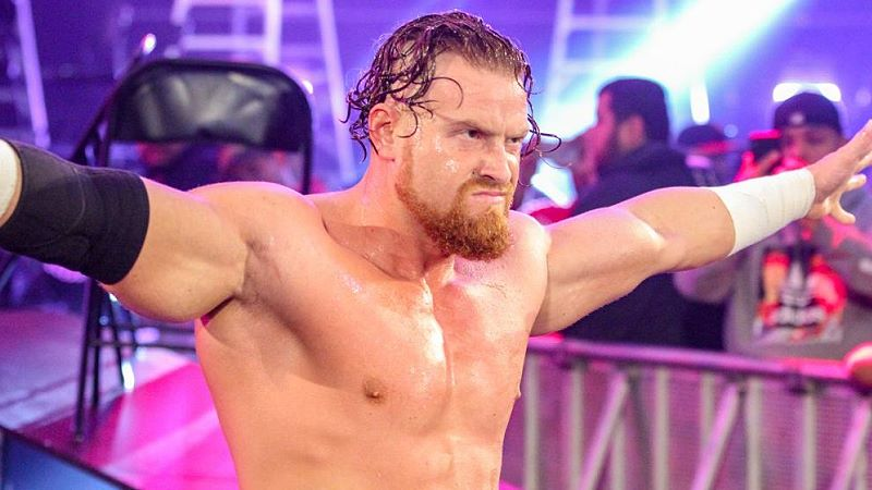 Murphy Takes a Shot at WWE For Elimination Chamber Booking