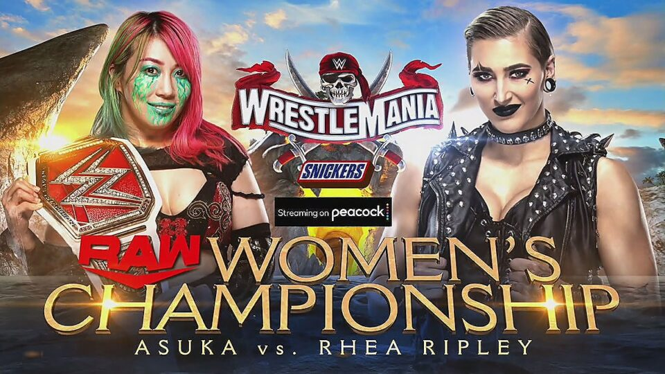 Rhea Ripley Talks Possibility of Charlotte Flair Being Added to WrestleMania Title Match