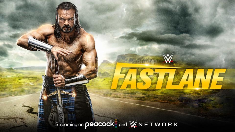 WWE Fastlane Results - March 21, 2021