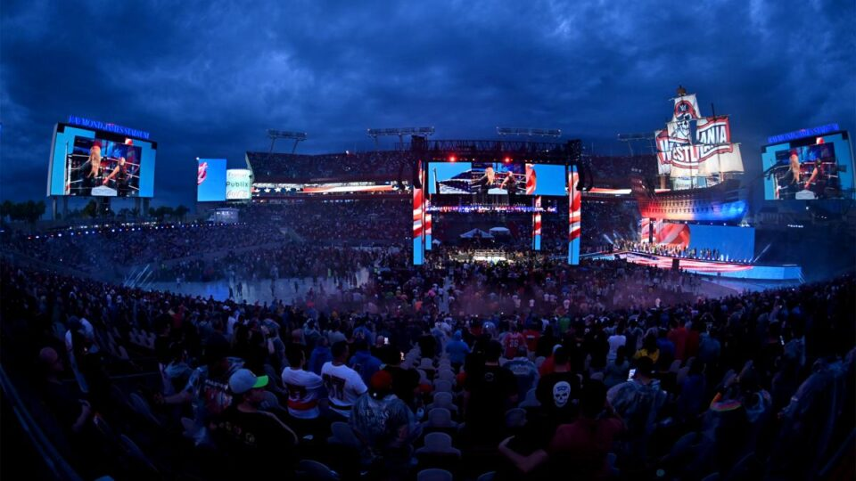 Corey Graves Differences Between WrestleMania 37 Night 1 and Night 2