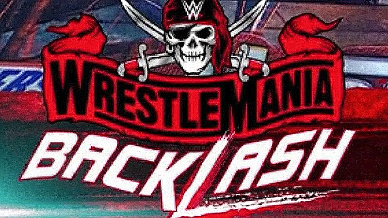 Big Change To WWE Title Match At WrestleMania Backlash