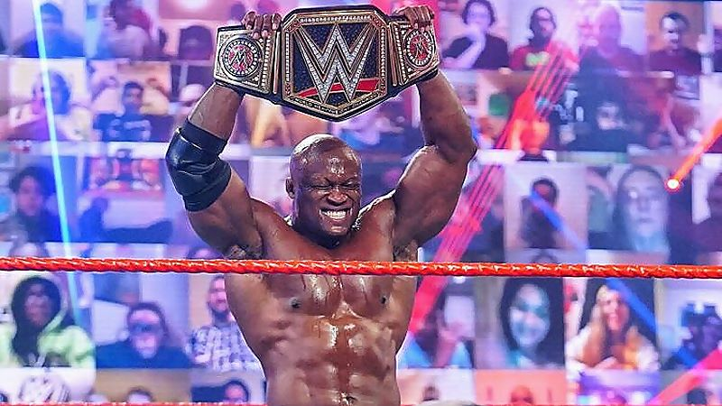 Bobby Lashley Retains At WWE Hell In A Cell