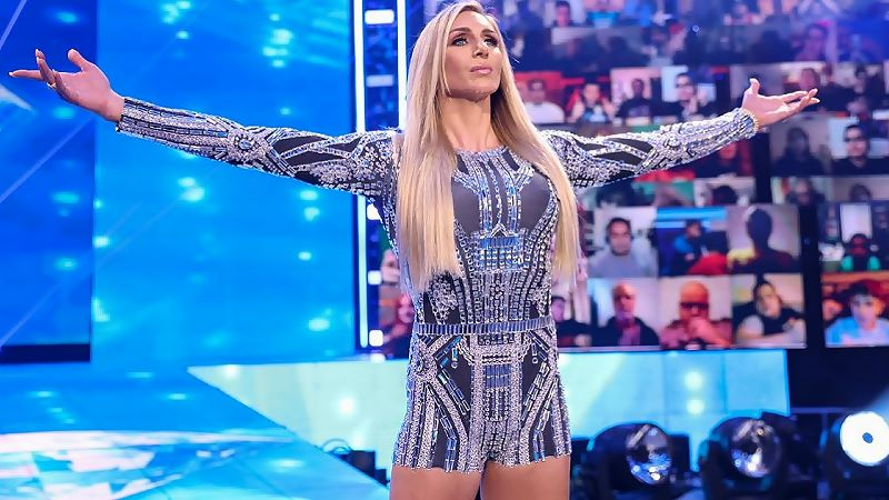 Charlotte Flair Added to RAW Women's Championship at WrestleMania Backlash