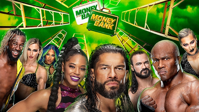 WWE Money In The Bank PPV Producers Revealed