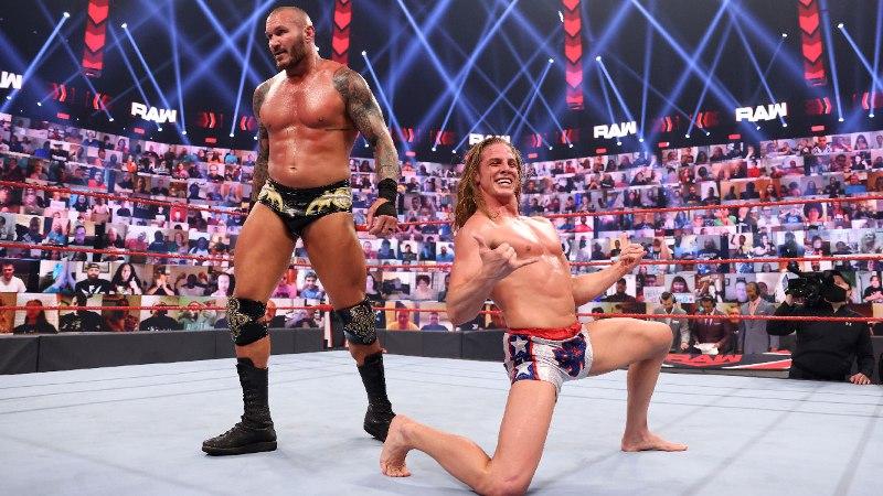 Randy Orton RKOs The New Day