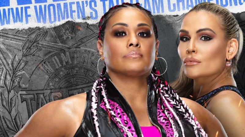 Tamina And Natalya Win Women's Tag Team Titles
