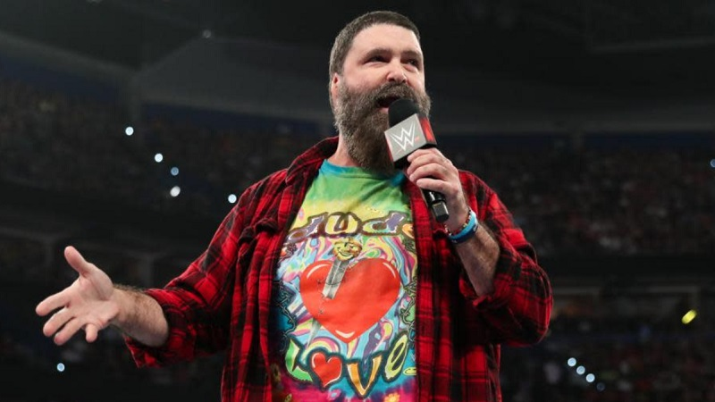 Mick Foley Recalls Talk With The Undertaker About Their HIAC Match
