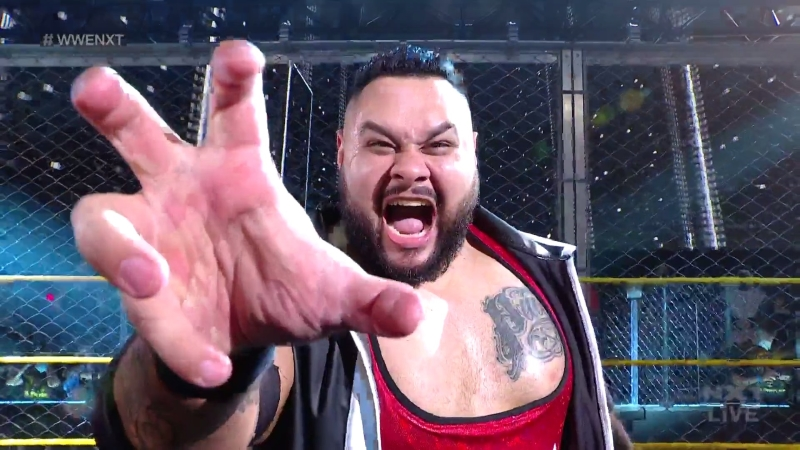 Bronson Reed Details Main Roster Dark Matches Prior To His WWE Release