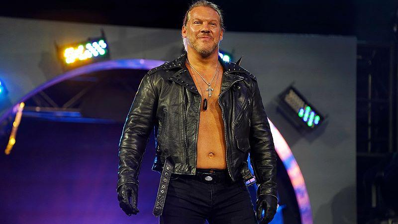 "Chris Jericho Files Trademark For ""God of War"" Name"