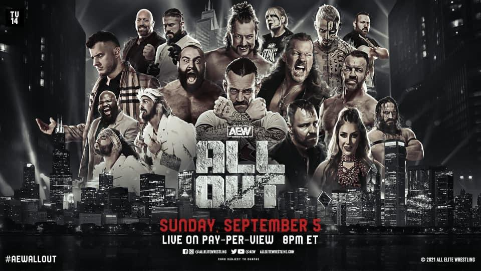AEW All Out Results - September 5, 2021
