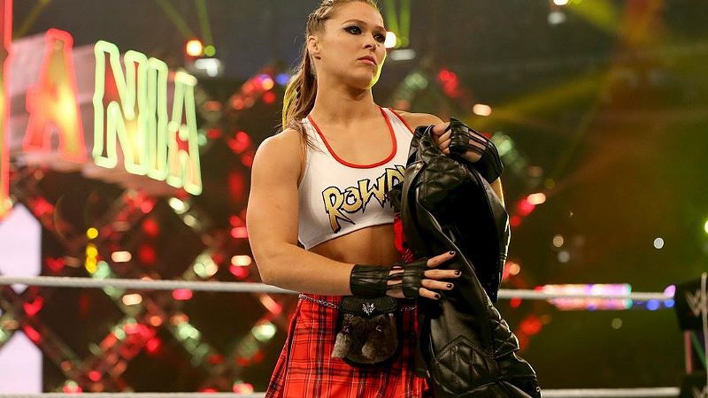Ronda Rousey Lashes Out At WWE Fans Over Bray Wyatt