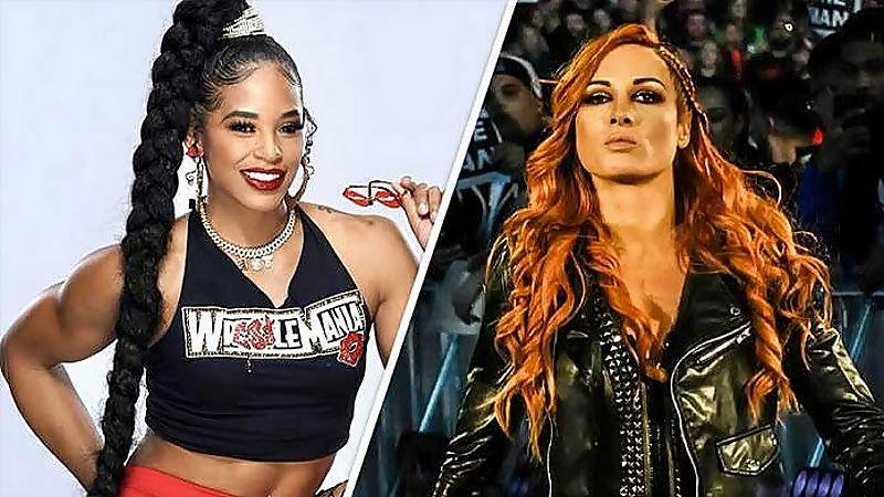 Becky Lynch Explains Reasoning Behind Bianca Belair Losing Quickly At WWE SummerSlam