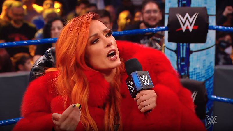 """WWE Files To Trademark """"Big Time Becks"""" For Becky Lynch"""