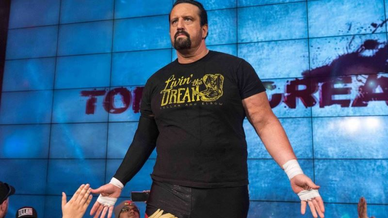 Tommy Dreamer Pulled From Busted Open Radio