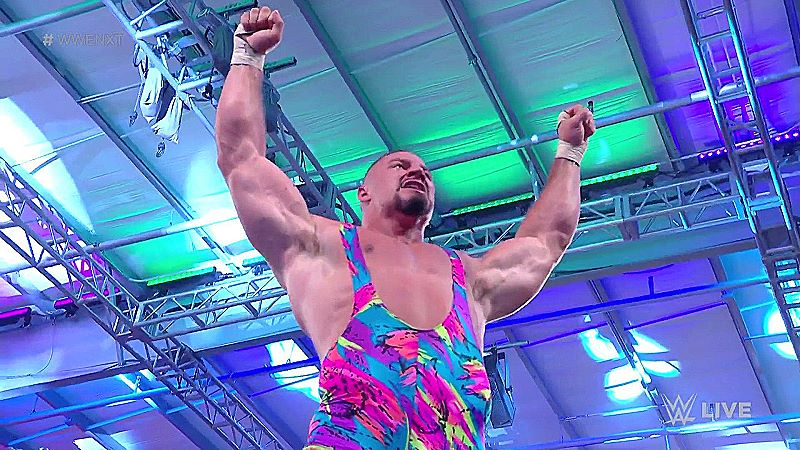 Rick Steiner's Son Debuts On NXT As Bron Breakker