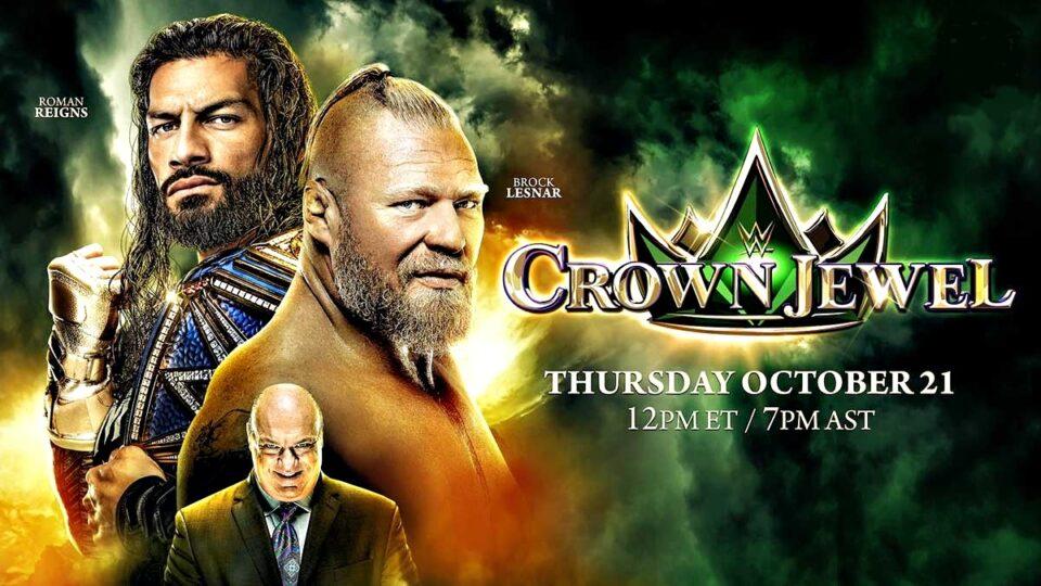 2021 WWE Crown Jewel